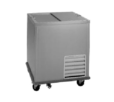 Delfield N-520 Milk Cooler w/ Top Access - (240) Half Pint Carton Capacity, 115v
