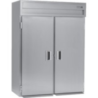 "Delfield SAFRI1-S 34"" Single Section Roll-In Freezer, (2) Solid Doors, 115v"