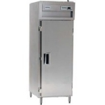 Delfield SAH1-S Single Reach-In Hot Food Cabinet w/ Full Solid, 24.96-cu ft, 120/208-230V