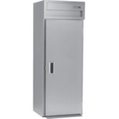 Delfield SAHRI1-S Single Roll-In Hot Food Cabinet w/ Full Solid, 36.15-cu ft, 120/208-230V
