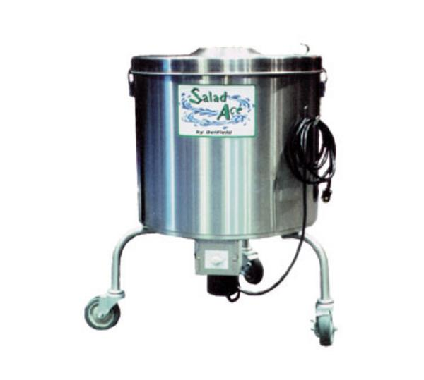 Delfield SALD-1 20-gal Salad/Vegetable Dryer w/ Lid, 115v