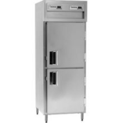 "Delfield SMF1N-SH 25"" Single Section Reach-In Freezer, (2) Solid Doors, 115v"