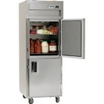"Delfield SMF1-SH 29"" Single Section Reach-In Freezer, (2) Solid Doors, 115v"