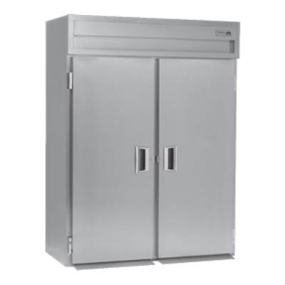 "Delfield SMFRI2-S 66"" Two Section Roll-In Freezer, (2) Solid Doors, 115v"