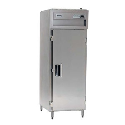 Delfield SMH1-S Single Reach-In Hot Food Cabinet w/ Full Solid Door, 24.96-cu ft