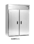 Delfield SMHRT2-S Roll-Thru 2-Section Hot Food Cabinet w/ Full Door, 79.74-cu ft