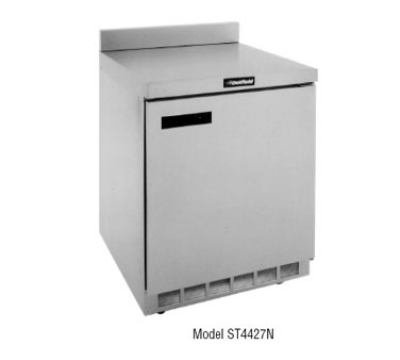 "Delfield ST4427N 27"" Work Top Refrigerator w/ (1) Section, 115v"