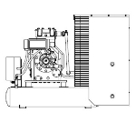 Delfield T40CU Remote Condensing Unit For T40