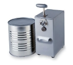 Edlund 266/115V Can Opener, Electric, 50-100 Cans/Day Recommended, 115v