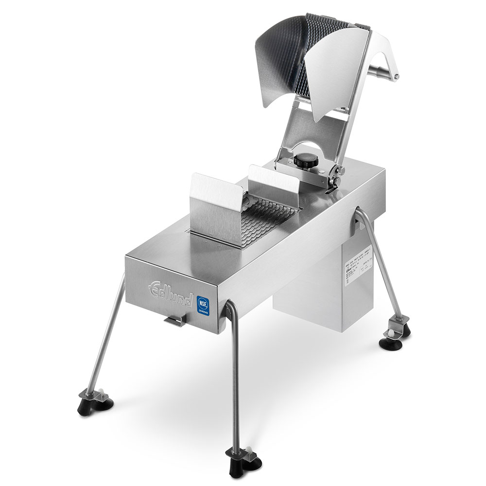 Edlund 356XL/230V Stainless Food Slicer, 3/16 in Blades, Soft Fruits & Meat, 230 V