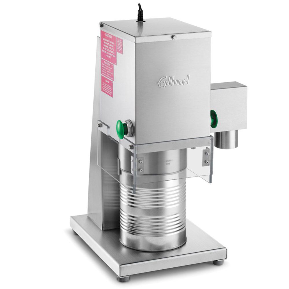 Edlund 610M Air Powered Crown Punch Type Can Opener, 400 cans per day