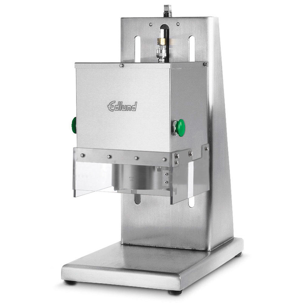 Edlund 625 Air Powered Punch Can Opener for Up to 11-in High w/ 2000-Can per Day Capacity