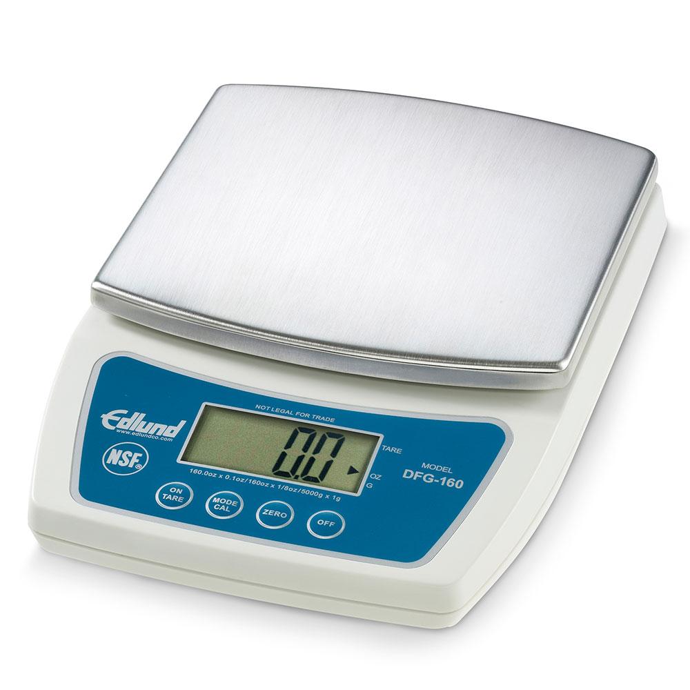 Edlund DFG-160 Digital Portion Scale w/ Auto Shut-Off, LCD