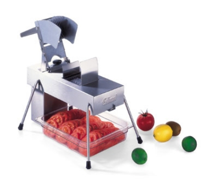 Edlund 356/115V Stainless Steel Food Slicer, 3/16 in Blades, Soft Fruits, 115 V