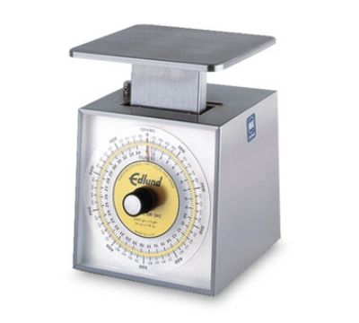 Edlund DR-34C Deluxe Scale Portion, Dial Type, 34 oz x 1/4 oz, Air Dashpot