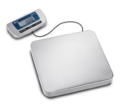 Edlund ERS-60 Digital Receiving Scale 60lbs/30 kg x .25 oz/5 g