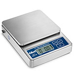 Edlund EDL-10 Digital Multi Functional Platform Scale, LCD Display, NSF