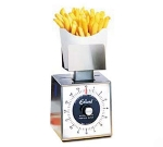 Edlund SS-16P Top Loading Model w/ French Fry Platform Scale 16 oz x 1/4 oz