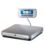 Edlund EPZ-20F 20-lb Digital Pizza Scale w/ Base Mounted Front Tar Button, Stainless