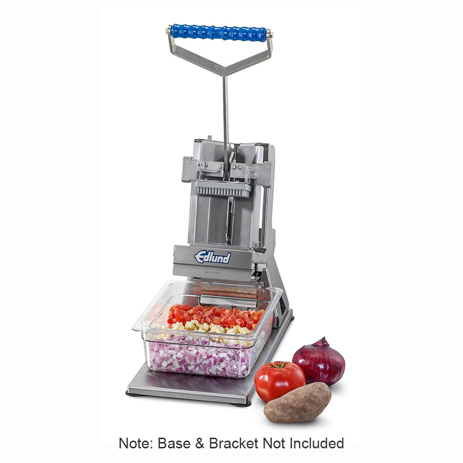 Edlund FDW Titan Dicer Unit Only - Stainless