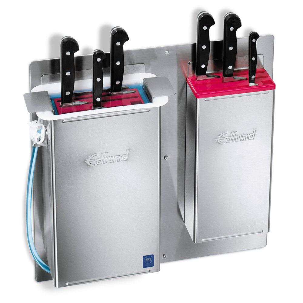 Edlund KSS-5050DT Knife Rack Sanitizing System, Air Drying & Storage