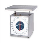 Edlund RF-50 Dial Type Receiving Scale w/ Vertical Face, 50-lb x 40-oz Graduation