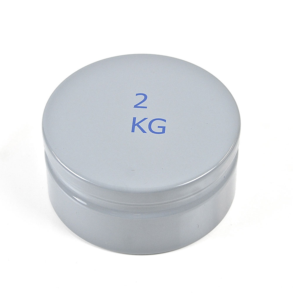 Edlund W0944M Weight 2 kg For Bakers Dough Scales