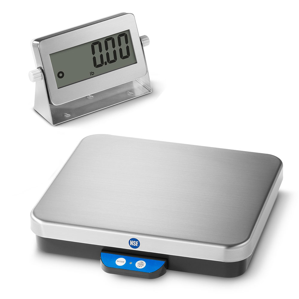 Edlund WRD-10 Wireless Remote Pizza Portion Scale, 10.0 lb. x 0.005 lb