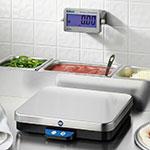 Edlund WRD-10F Wireless Remote Pizza Portion Scale Front Tear Button