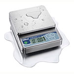 Edlund WSC-10 OP Digital Portion Scale w/ (6) Capacity Display Options