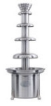Sephra 10158 Sephra 44 in High Brushed Stainless Steel Fountain