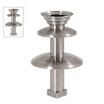 Sephra 17326 Tier Set, For Models CF18L & CF18M, Stainless