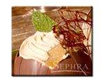 Sephra 33117 Gourmet Belgian White Chocolate Mousse Mix, Imported, (30) 4-oz Servings