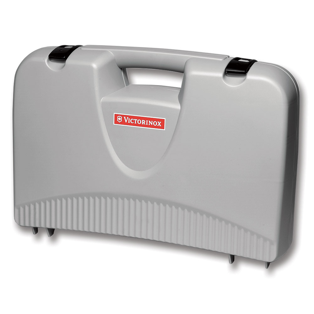 Victorinox - Swiss Army 43960 Knife Chest w/ Removable Blade Holding Easel, Lower Storage Area