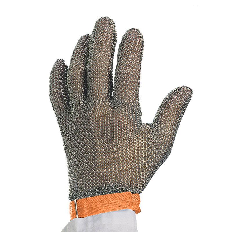 Victorinox - Swiss Army 81505 Wrist Length Glove, 10-Gauge, No Puncture, Orange Band, Xtra-Large