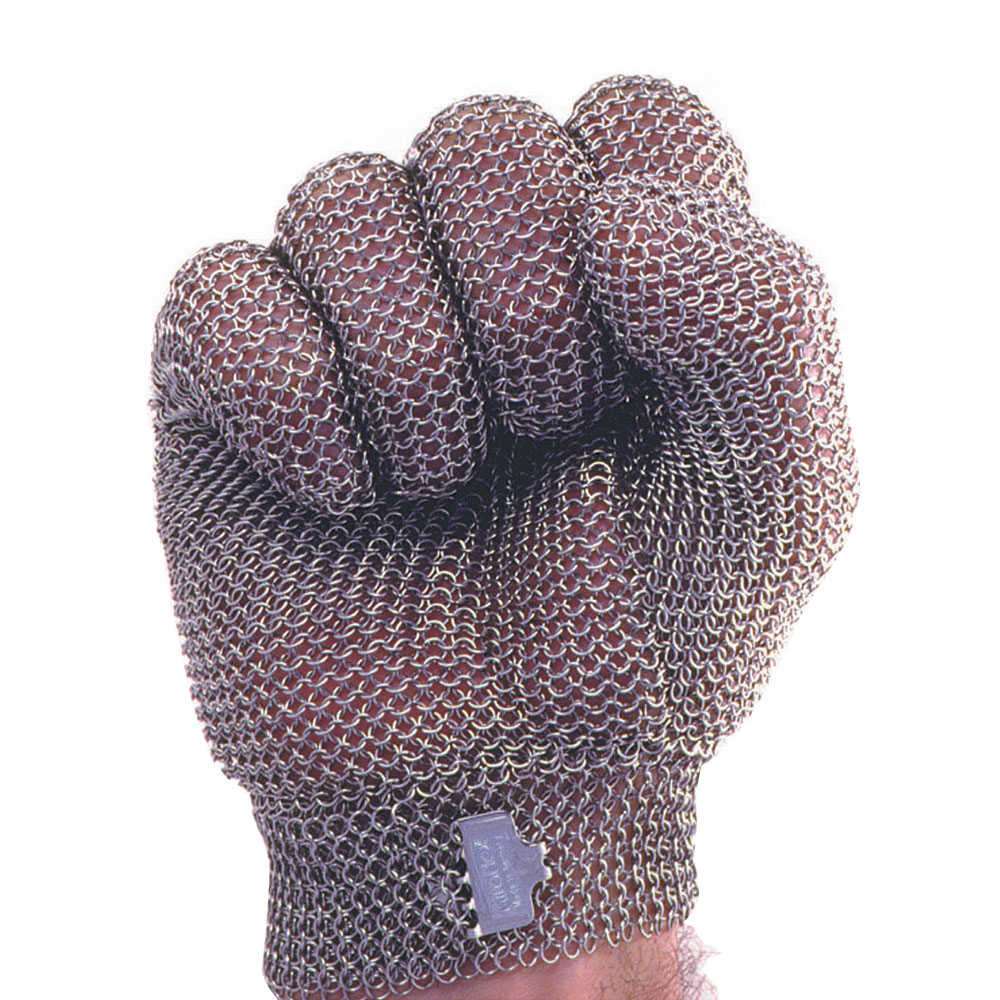 Victorinox - Swiss Army 81704 7-Guage All Steel Mesh Glove, Large