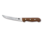 Victorinox - Swiss Army 40212 6-in Curved Boning Knife w/ Wide Blade, Rosewood Handle