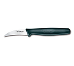"Victorinox - Swiss Army 47606 Bird's Beak Paring Knife w/ 2.5"" Blade, High Carbon Steel, Black Polypropylene Handle"