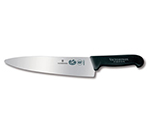 "Victorinox - Swiss Army 44521 Blunt Tip Chef's Knife w/ 10"" Blade, Black Handle"