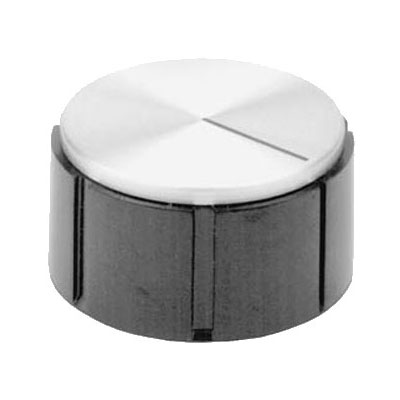 "Franklin Machine 130-1020 1.38"" Control Knob for Chip Warmers, Holding Cabinets, & Toasters"