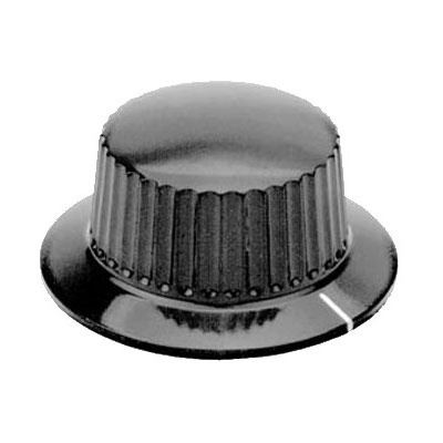 "Franklin Machine 130-1024 1.5"" Control Knob for Toasters & Food Warmers"