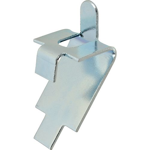 Franklin Machine 135-1233 Pilaster for Beverage Air, Randell, & Victory Refrigerators & Freezers, Zinc-Plated Steel