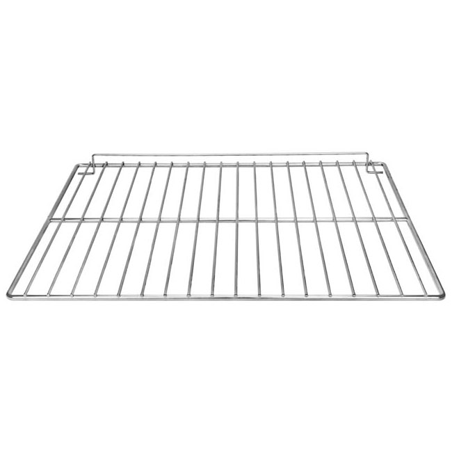 "Franklin Machine 140-1011 Wire Shelf for Hobart Ovens & Ranges - 20.5"" x 28"", Nickel-Plated"