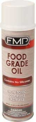Franklin Machine 1431103 16-oz Aerosol Food Grade Oil Spray