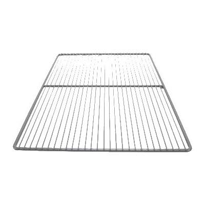 "Franklin Machine 145-1053 Epoxy-Coated Wire Shelf for Randell Refrigerators - 19.13"" x 25.25"", Gray"