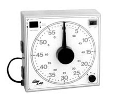 Franklin Machine 151-1041 Precision Timer w/ 60-min Range & Continuous Buzzer
