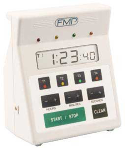 Franklin Machine 1517500 Digital Timer, Adjustable by Hour/Minute/Second