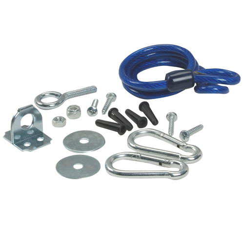 "Franklin Machine 157-1151 48"" Gas Connector Hose Kit"