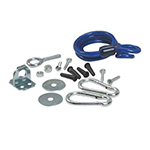 "Franklin Machine 157-1161 48"" Gas Connector Hose Kit"