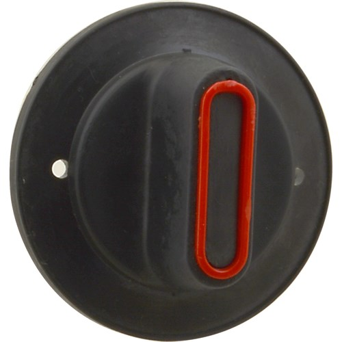 "Franklin Machine 165-1097 2.43"" Thermostat Knob for Cleveland Tilting Skillet"